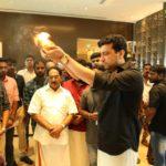 Ganagandharvan movie pooja photos-019