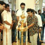 Ganagandharvan movie pooja photos-020