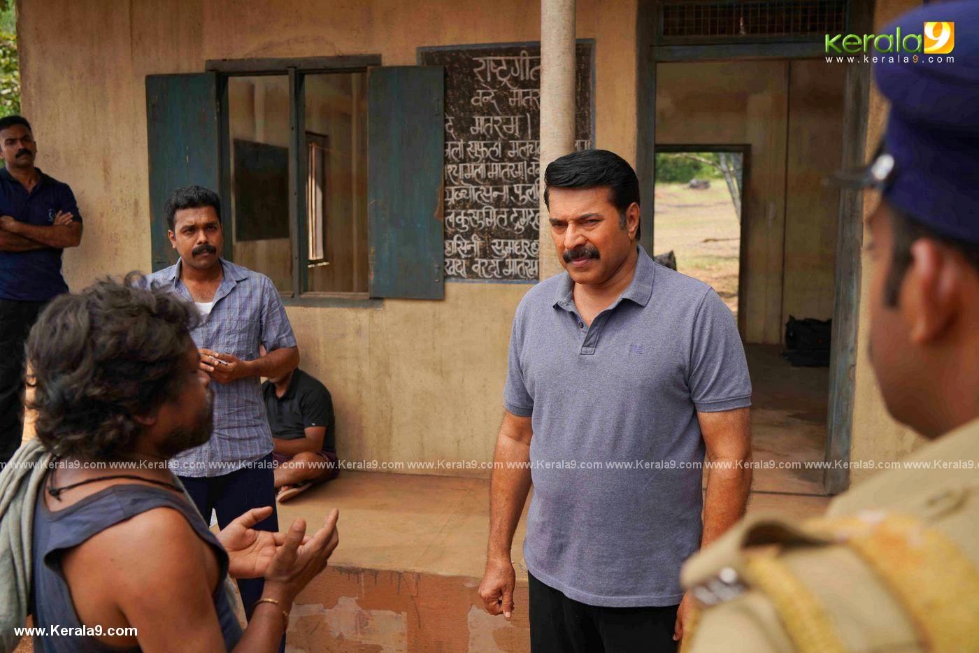 mammootty in unda movie photos - Kerala9.com