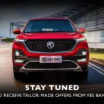 mg motors hector in photos