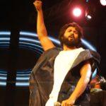 Dear Comrade movie premotion kerala kochi photos 042 - Kerala9.com