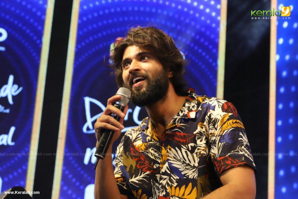 Dear Comrade movie premotion kerala kochi photos 071 - Kerala9.com