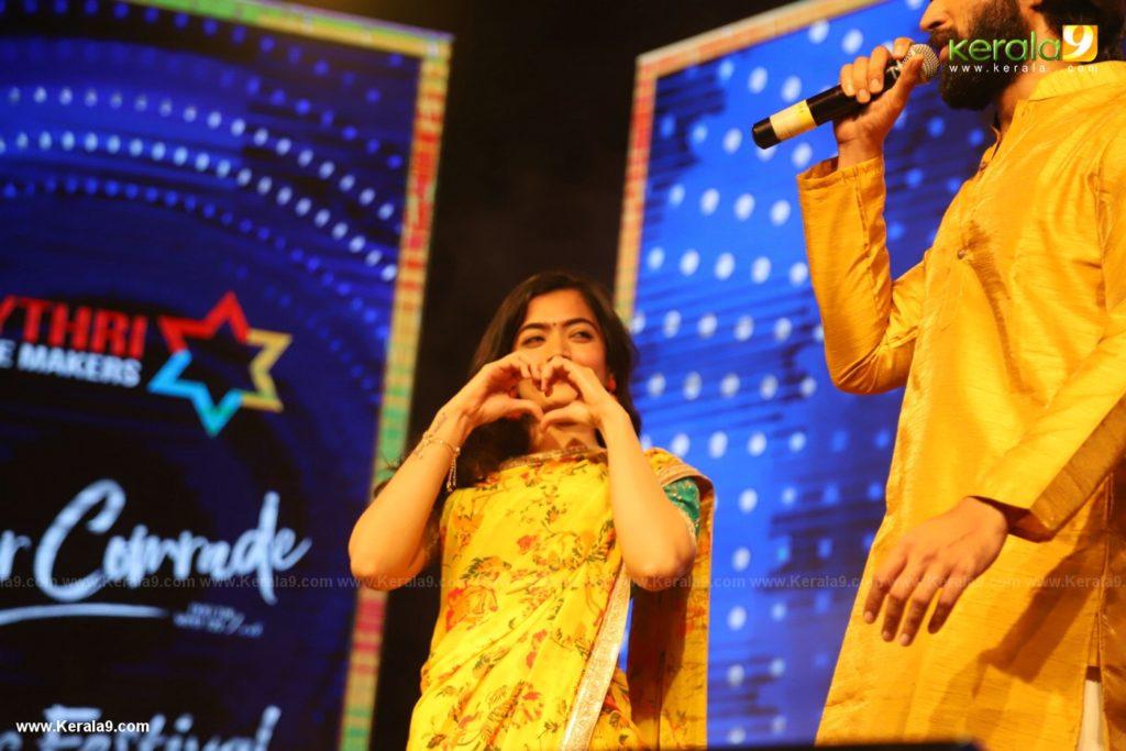 Dear Comrade movie premotion kerala kochi photos 178 - Kerala9.com