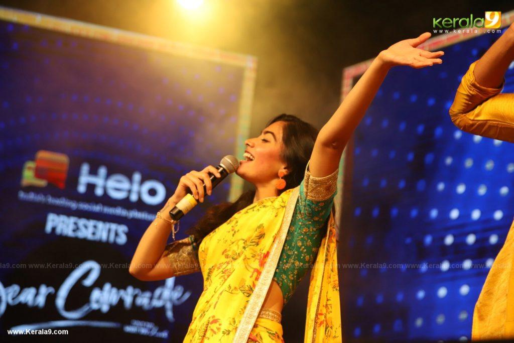 Dear Comrade movie premotion kerala kochi photos 181 1 - Kerala9.com