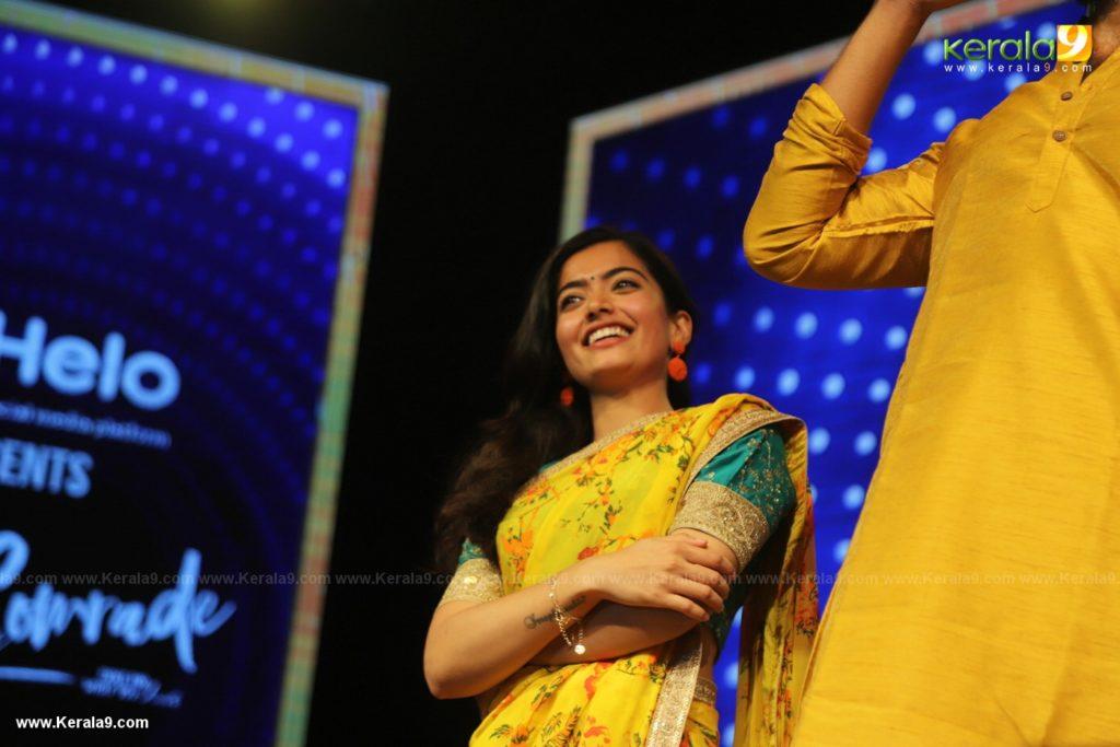 Dear Comrade movie premotion kerala kochi photos 188 - Kerala9.com