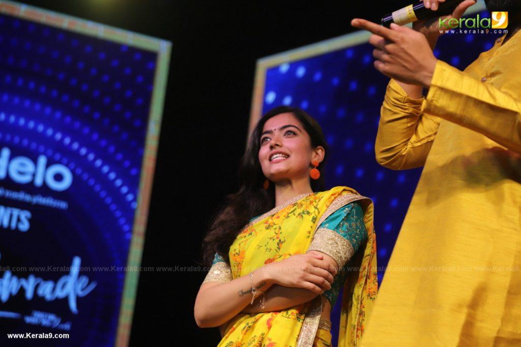 Dear Comrade movie premotion kerala kochi photos 189 - Kerala9.com