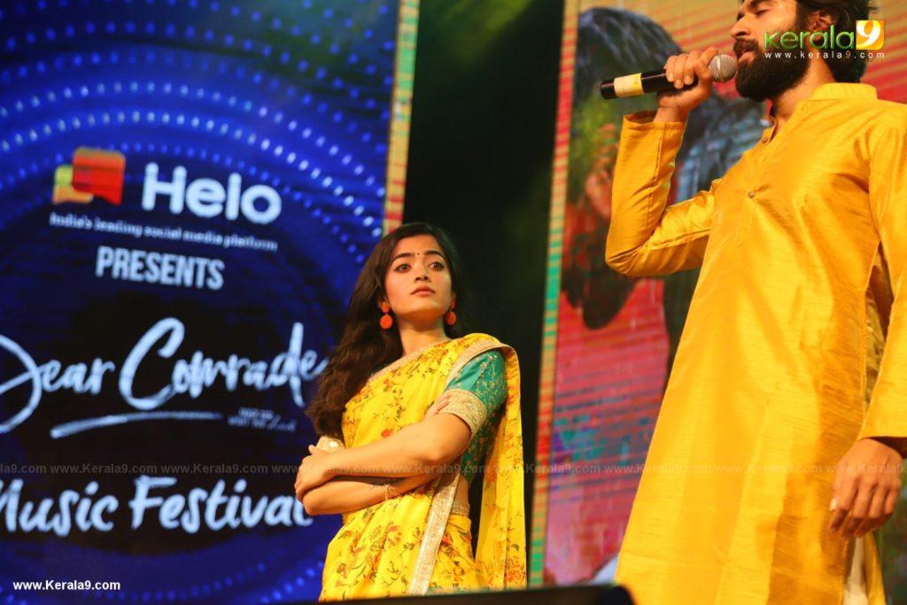 Rashmika at Dear Comrade movie premotion kerala kochi photos 017 1 - Kerala9.com