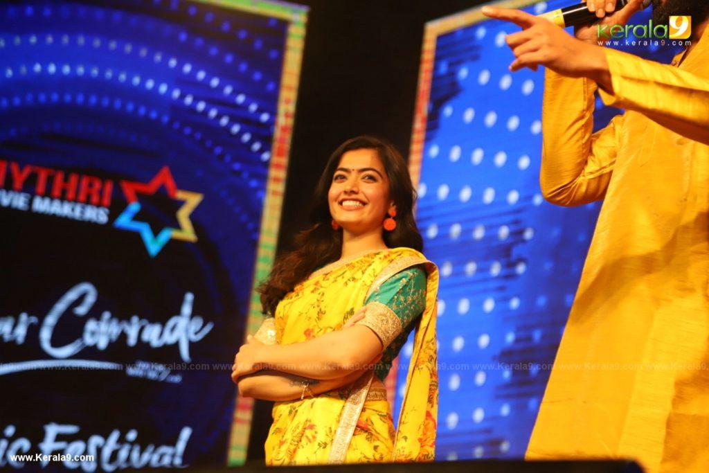 Rashmika at Dear Comrade movie premotion kerala kochi photos 019 - Kerala9.com