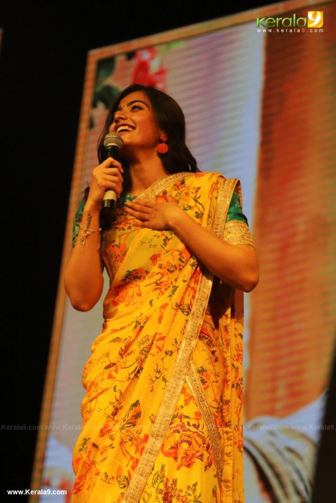 Rashmika at Dear Comrade movie premotion kerala kochi photos 020 - Kerala9.com