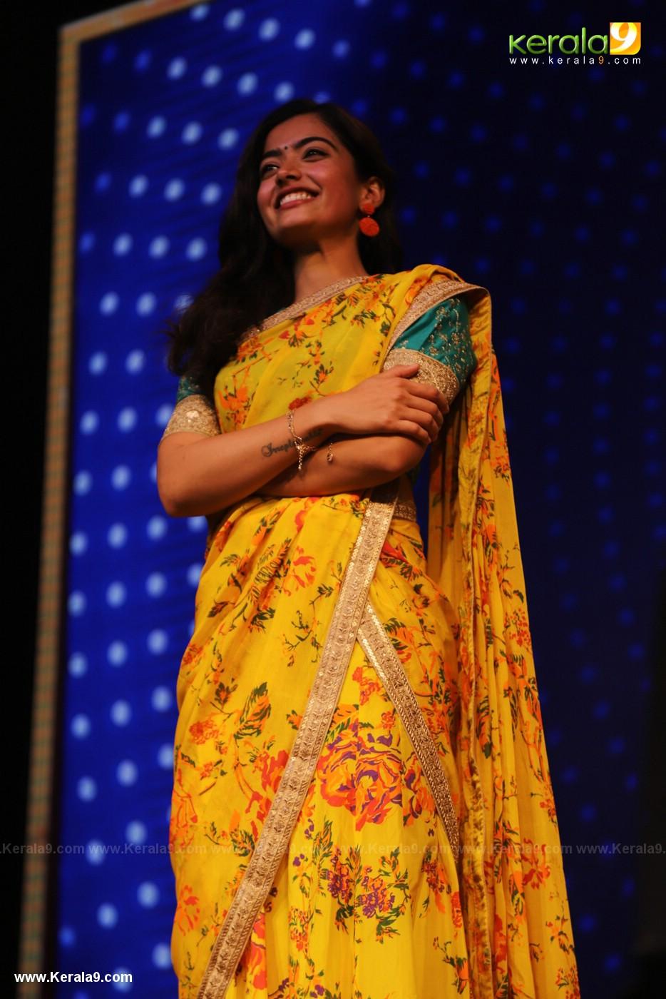 Rashmika at Dear Comrade movie premotion kerala kochi photos 022 1 - Kerala9.com