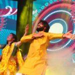 Rashmika dance at Dear Comrade movie premotion kerala kochi photos 125 1 - Kerala9.com