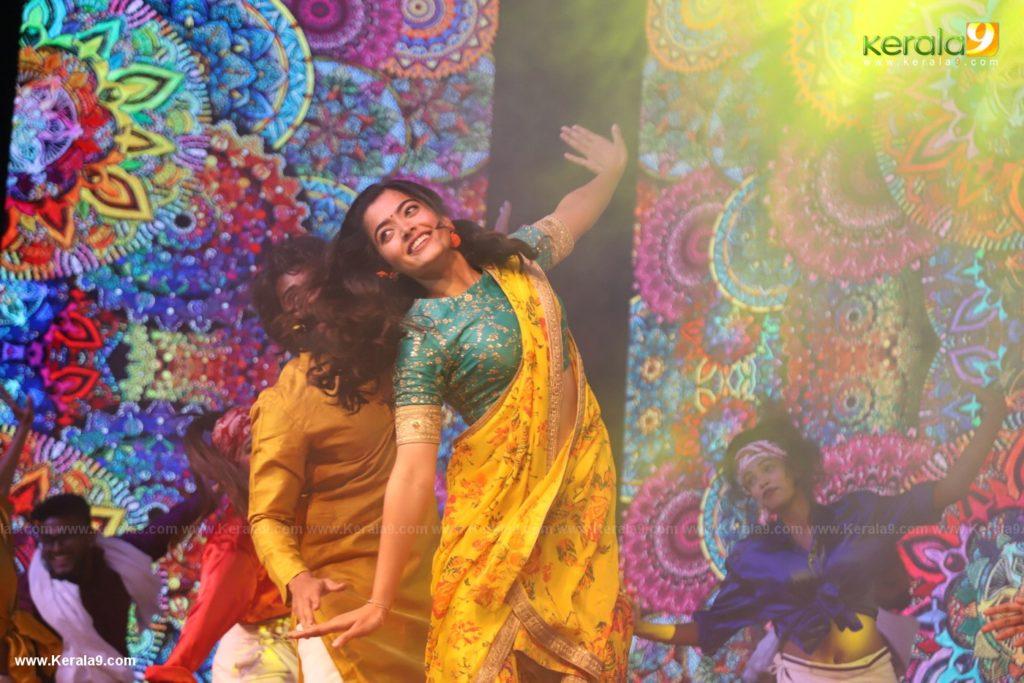 Rashmika dance at Dear Comrade movie premotion kerala kochi photos 127 1 - Kerala9.com