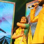 Rashmika dance at Dear Comrade movie premotion kerala kochi photos 129 - Kerala9.com