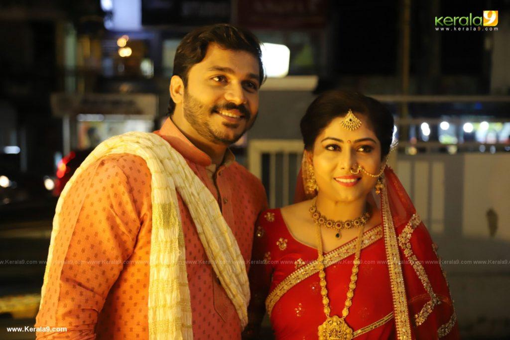 Anjali Nair Brother Ajay Wedding Reception photos 003
