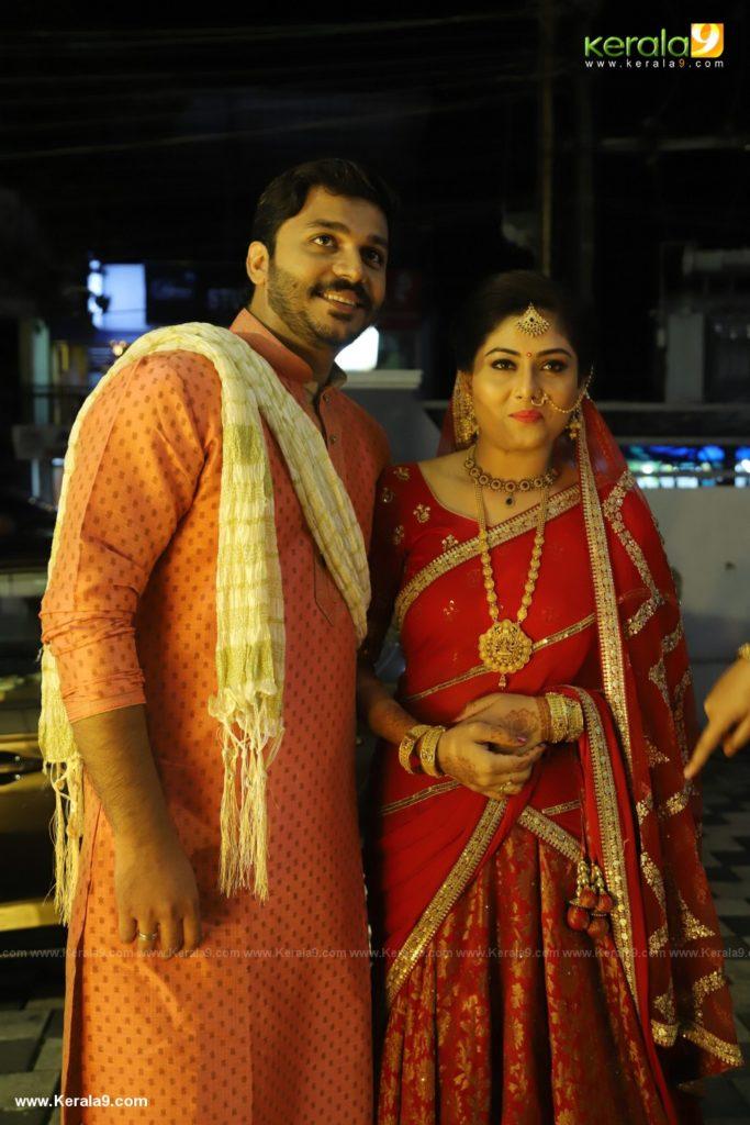 Anjali Nair Brother Ajay Wedding Reception photos 004