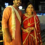 Anjali Nair Brother Ajay Wedding Reception photos 005