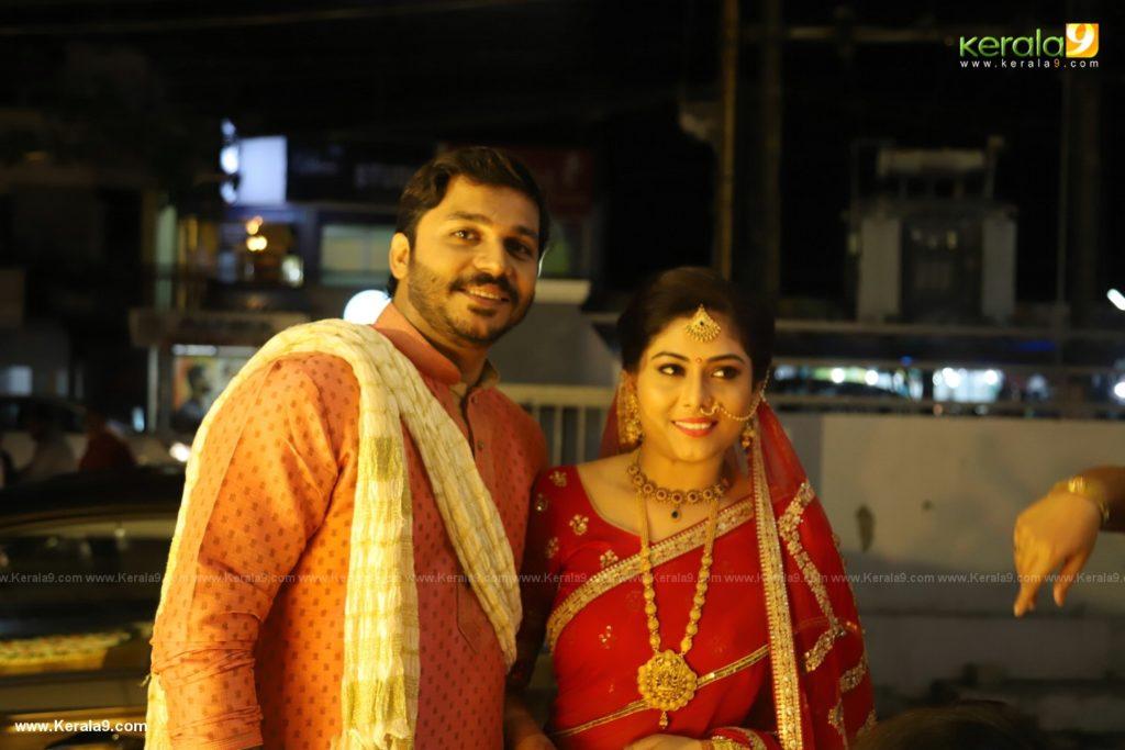 Anjali Nair Brother Ajay Wedding Reception photos 007