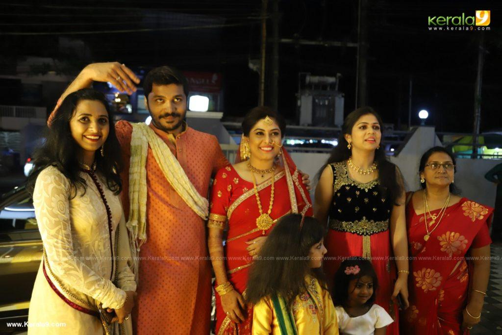Anjali Nair Brother Ajay Wedding Reception photos 008