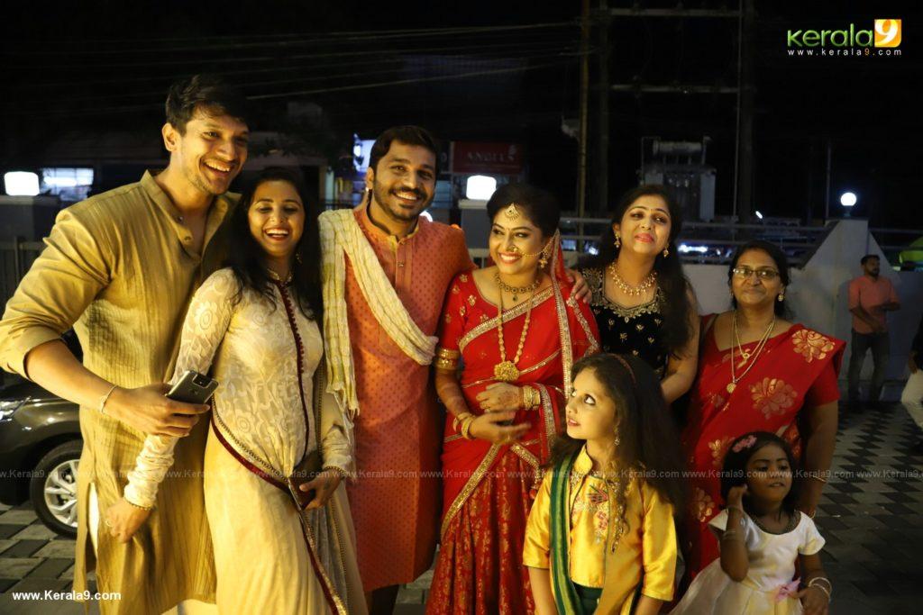 Anjali Nair Brother Ajay Wedding Reception photos 009
