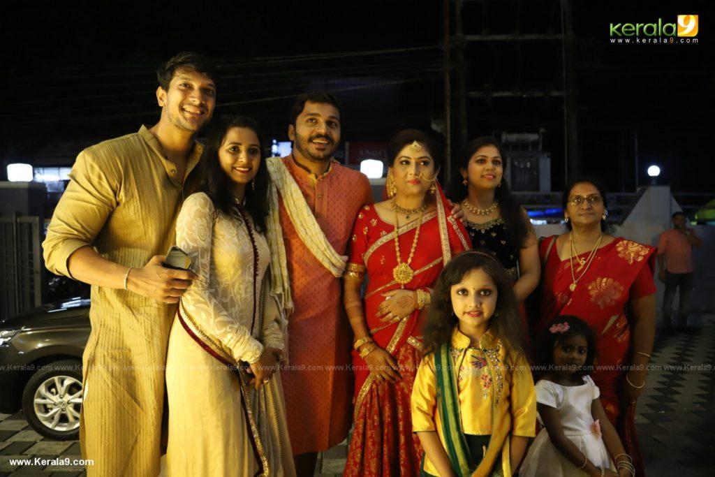 Anjali Nair Brother Ajay Wedding Reception photos 013