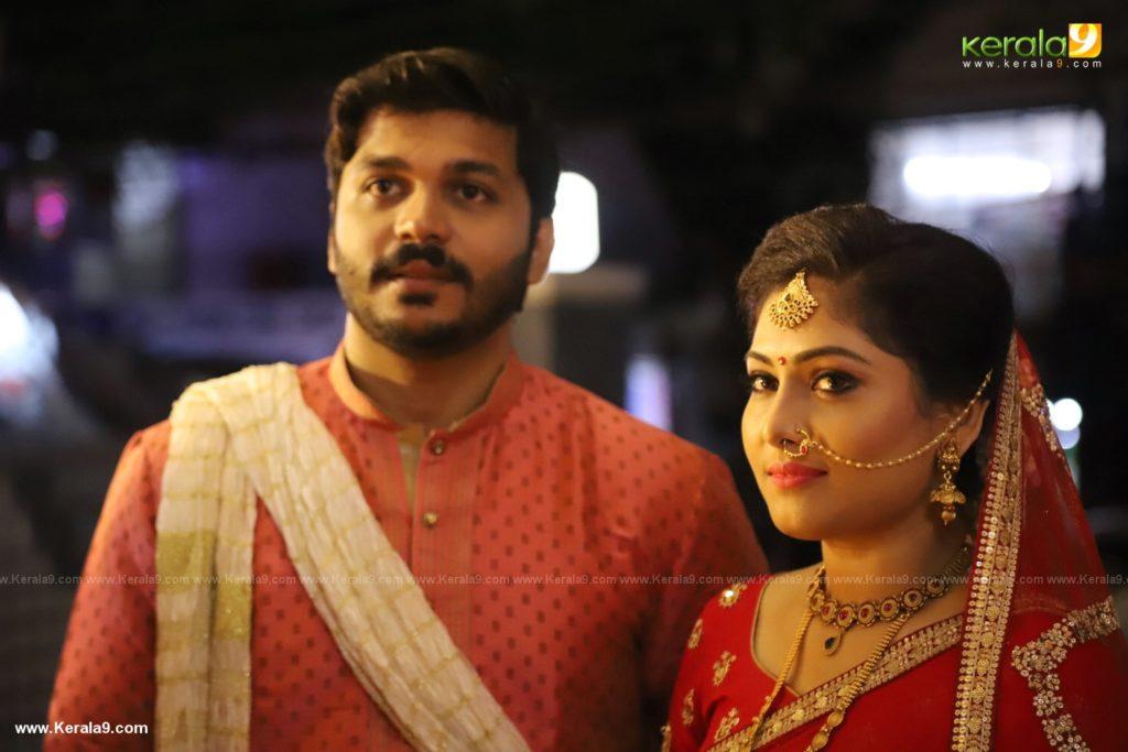 Anjali Nair Brother Ajay Wedding Reception photos 017