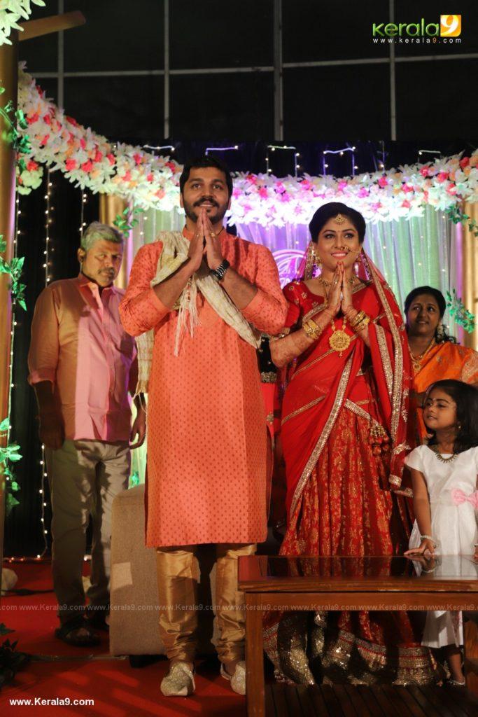 Anjali Nair Brother Ajay Wedding Reception photos 018