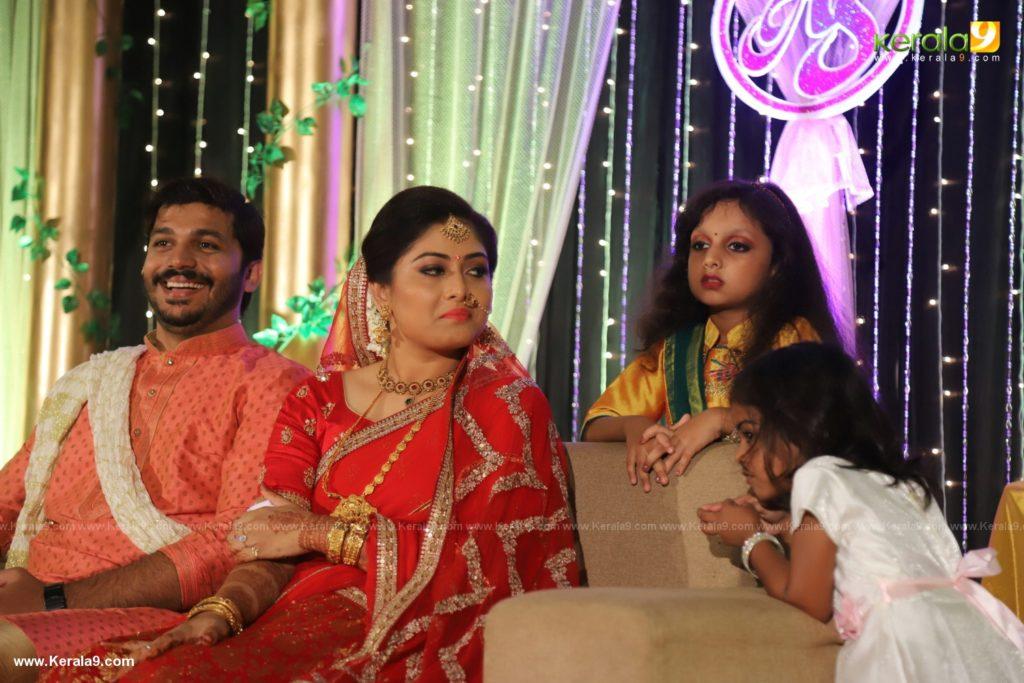 Anjali Nair Brother Ajay Wedding Reception photos 025