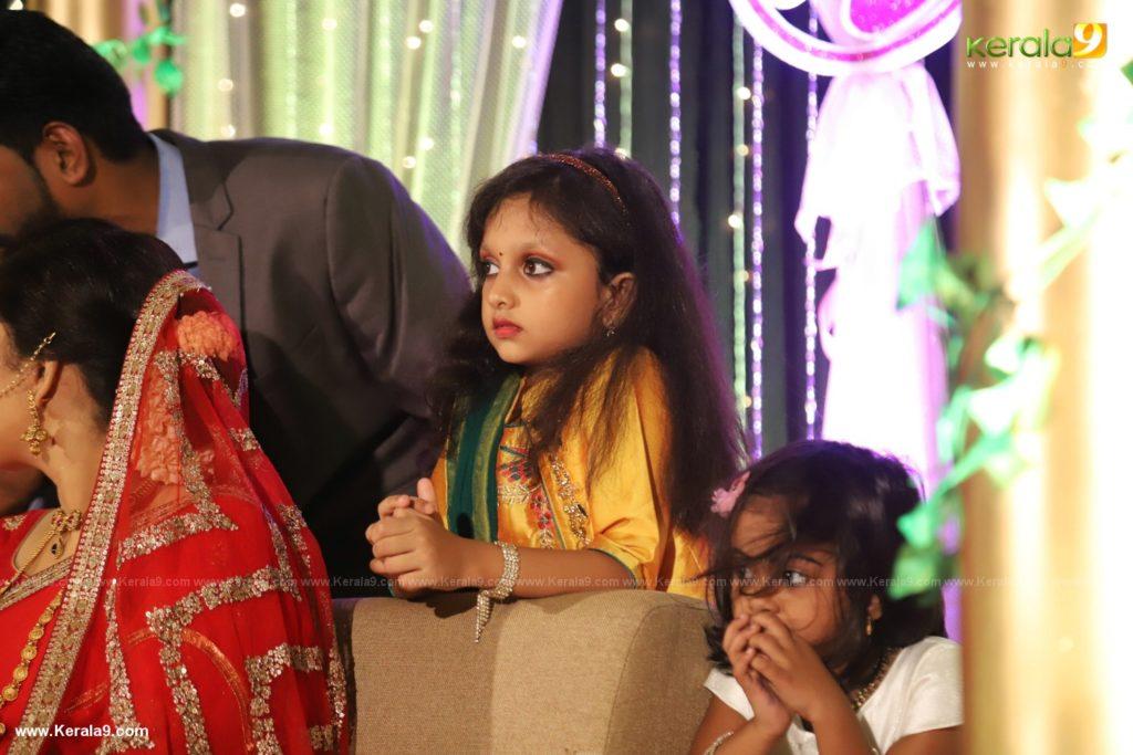 Anjali Nair Brother Ajay Wedding Reception photos 030