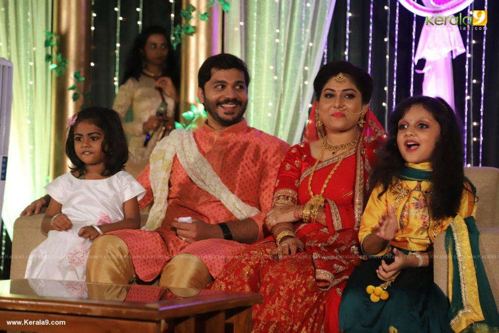 Anjali Nair Brother Ajay Wedding Reception photos 033