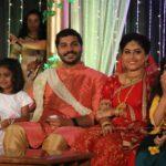 Anjali Nair Brother Ajay Wedding Reception photos 034