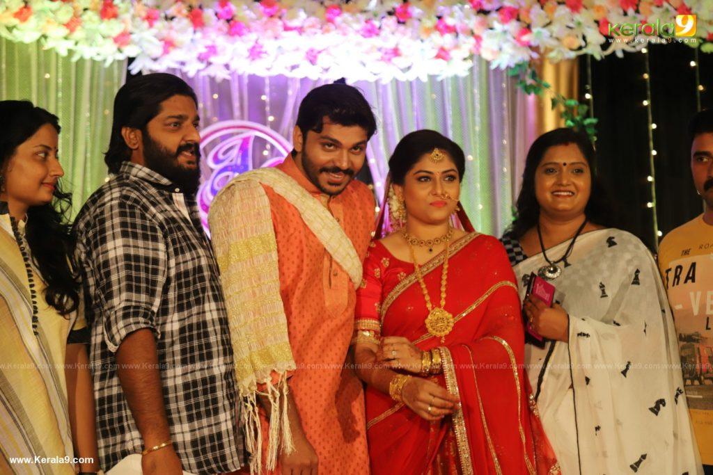 Anjali Nair Brother Ajay Wedding Reception photos 044