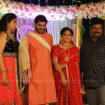 Anjali Nair Brother Ajay Wedding Reception photos 045