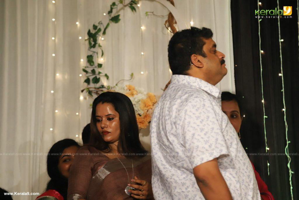 Anjali Nair Brother Ajay Wedding Reception photos 047