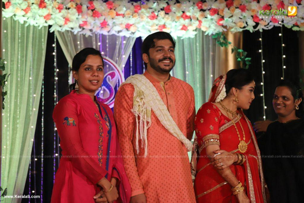 Anjali Nair Brother Ajay Wedding Reception photos 049
