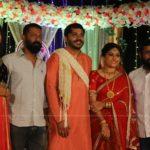 Anjali Nair Brother Ajay Wedding Reception photos 050