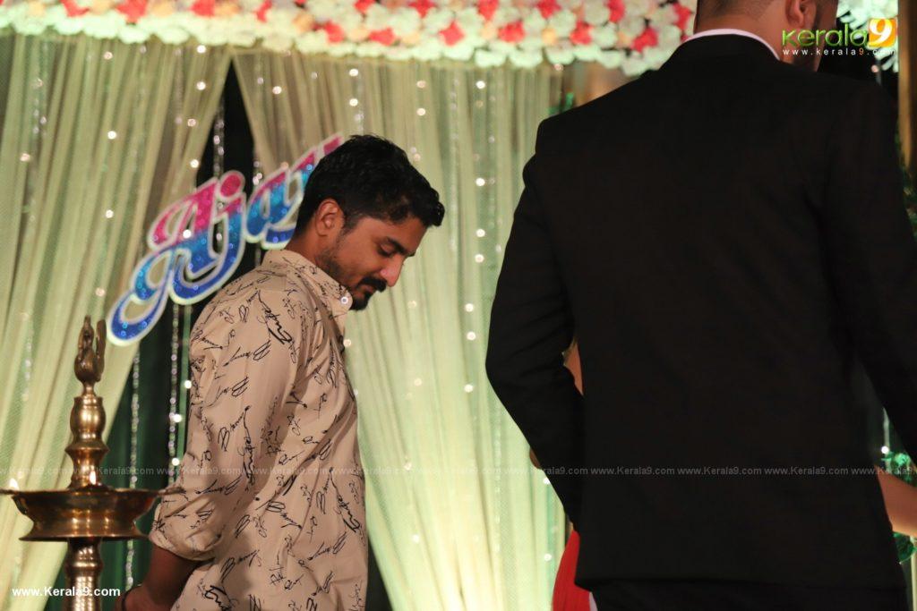 Anjali Nair Brother Ajay Wedding Reception photos 051