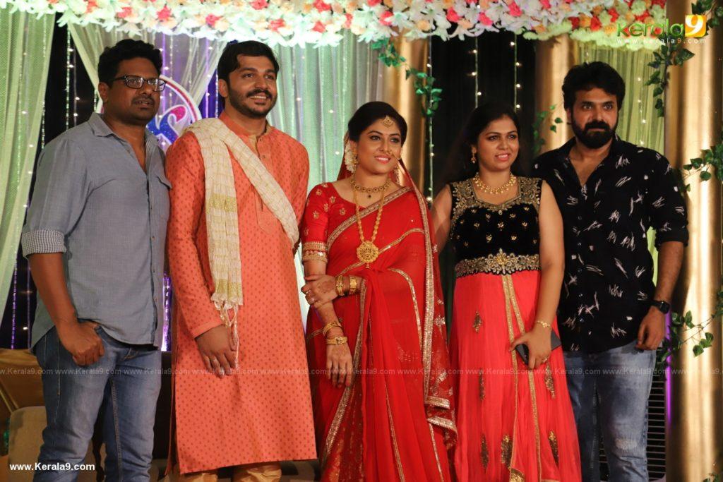 Anjali Nair Brother Ajay Wedding Reception photos 057