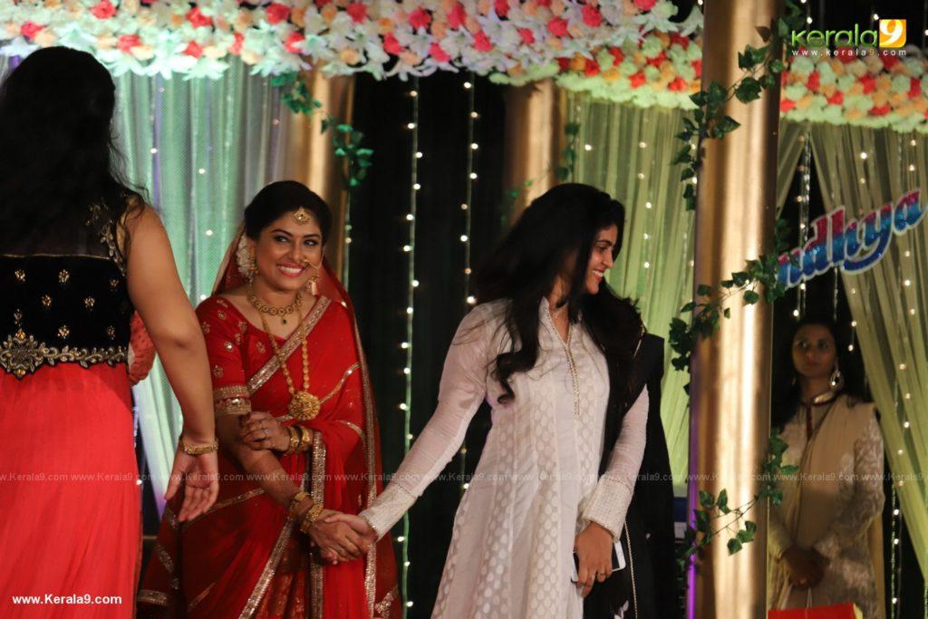 Anjali Nair Brother Ajay Wedding Reception photos 060