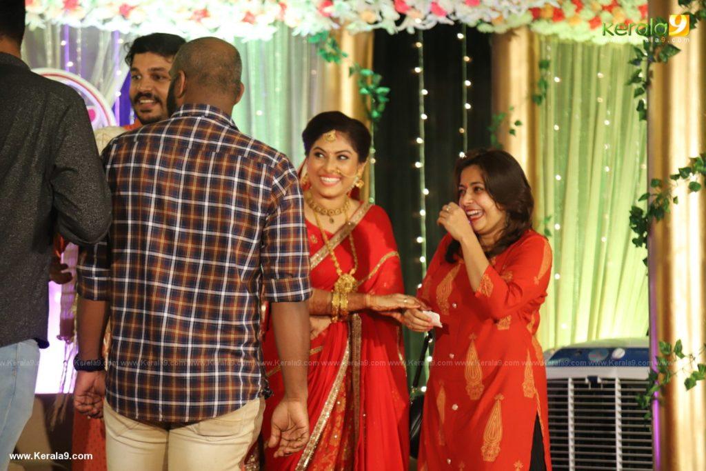 Anjali Nair Brother Ajay Wedding Reception photos 062