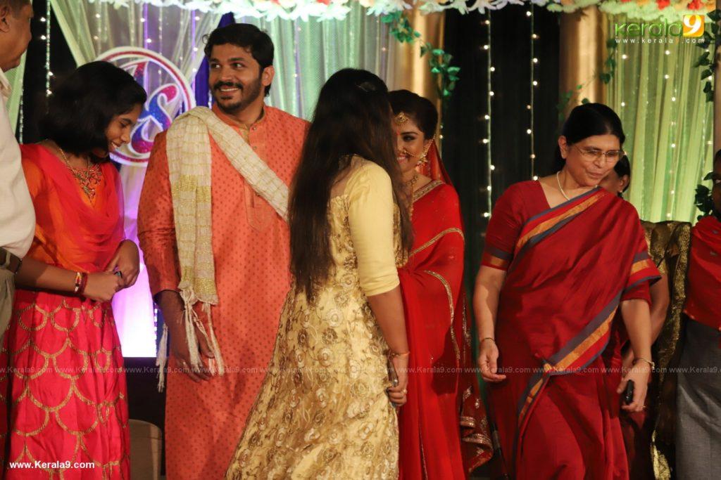 Anjali Nair Brother Ajay Wedding Reception photos 064