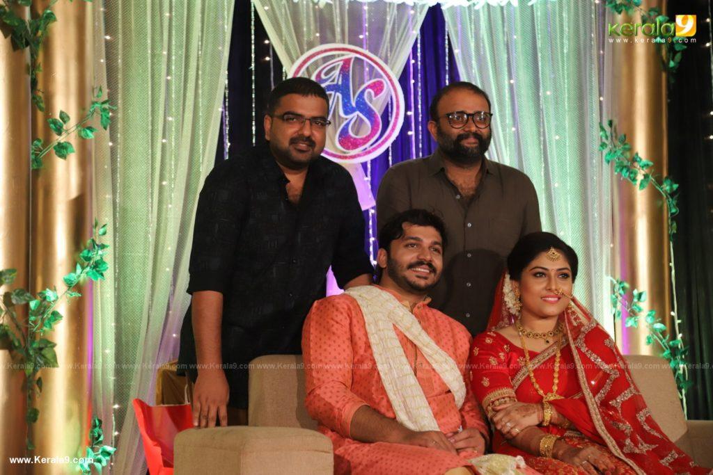 Anjali Nair Brother Ajay Wedding Reception photos 065