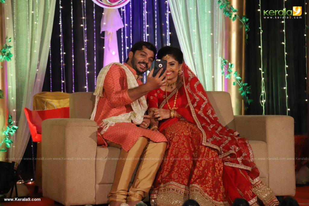 Anjali Nair Brother Ajay Wedding Reception photos 067