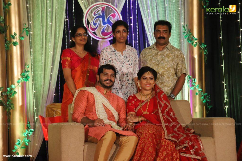 Anjali Nair Brother Ajay Wedding Reception photos 068