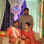 Anjali Nair Brother Ajay Wedding Reception photos 069