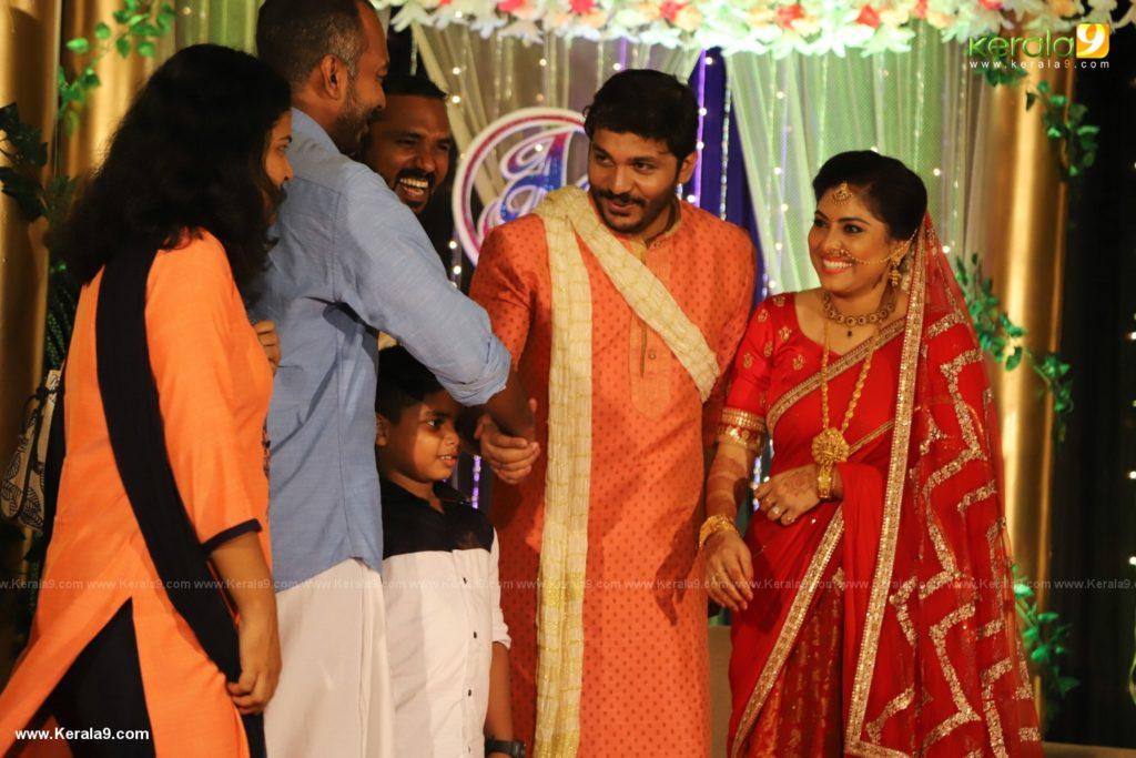 Anjali Nair Brother Ajay Wedding Reception photos 071