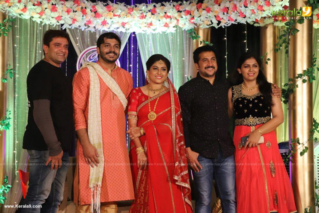 Anjali Nair Brother Ajay Wedding Reception photos 073