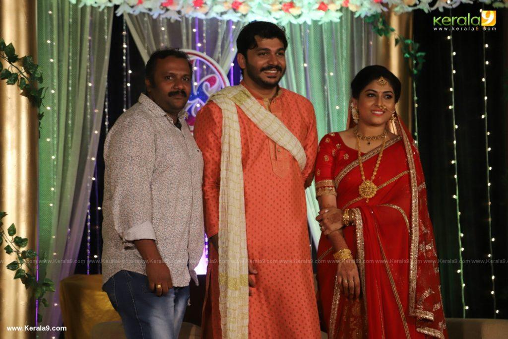 Anjali Nair Brother Ajay Wedding Reception photos 076