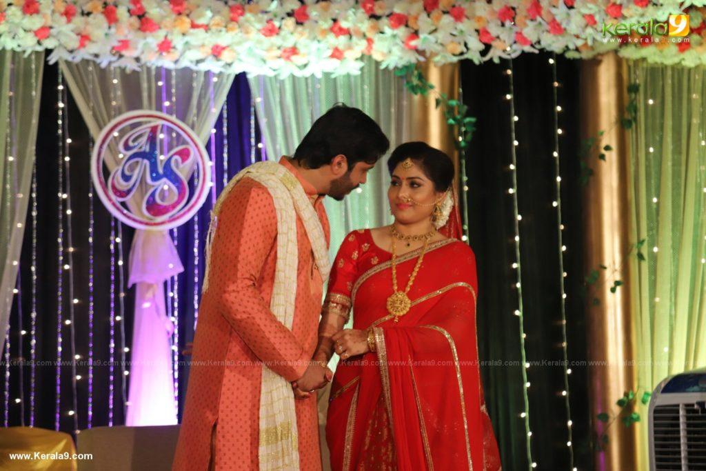 Anjali Nair Brother Ajay Wedding Reception photos 077