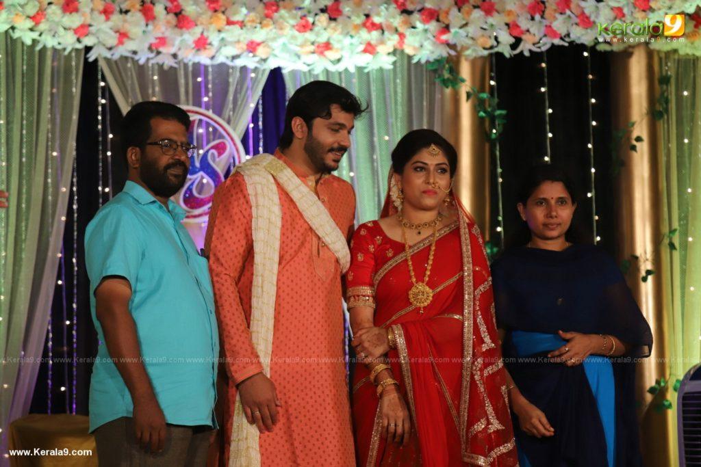 Anjali Nair Brother Ajay Wedding Reception photos 078