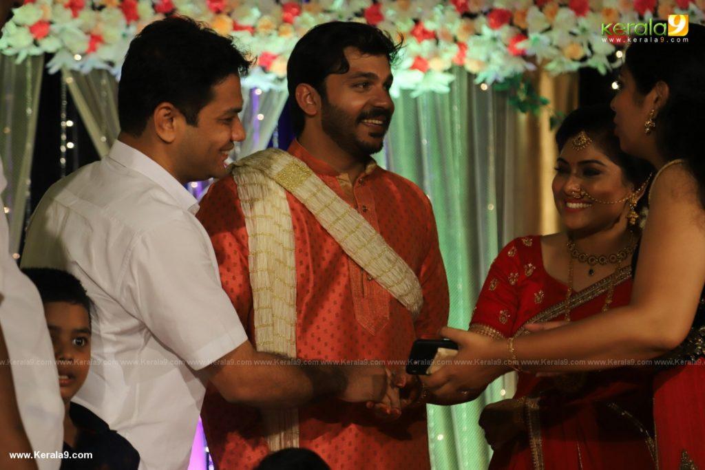 Anjali Nair Brother Ajay Wedding Reception photos 079